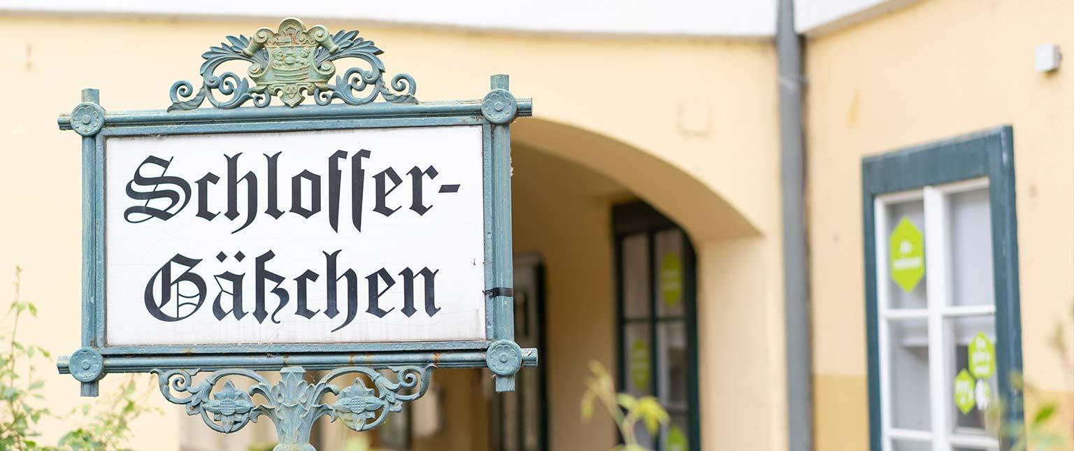 Wohnen im Schlossergässchen in Baden bei Wien auf Zeit