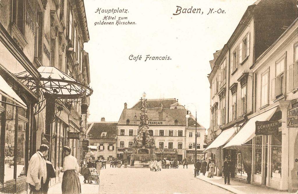 Geschichte: Wohnen im Schlossergässchen auf Zeit in Baden